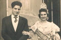 1960 Alejandro y Consuelo Molina